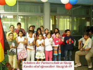 111Partnerschule Fethiye Türkei