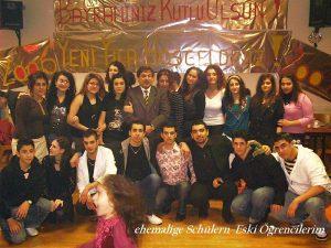 1ehemalige Schülerinen und Schülern 2006